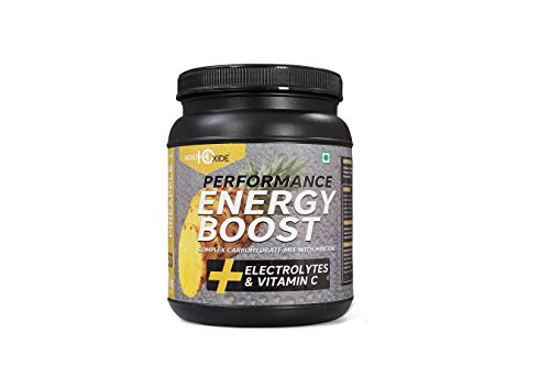 Nutricore's ENERGY BOOST Extra Power Energy Drink (PINEAPPLE) – Size : 1 KG
