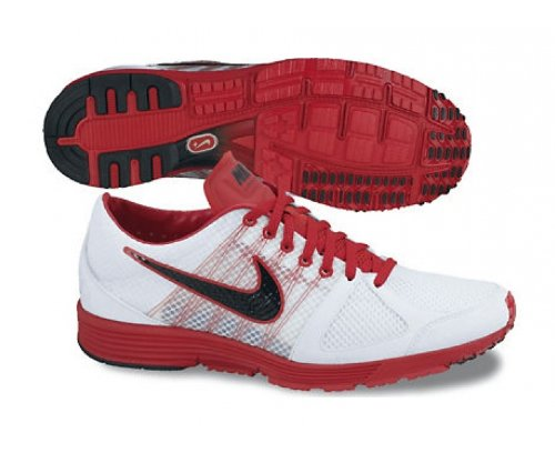 Nike Lunar Spider LT 2 Laufschuhe Weiß