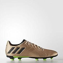 scarpe da calcio adidas oro e bianche