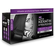 Kativa Xpress Tratamiento Alisado Brasileño de Queratina sin Formol - 1 pack