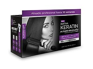 tratamiento de keratina: Kativa, Producto alisador de pelo