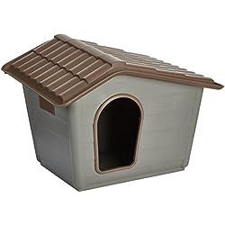 Rosewood 02301 Eco - Caseta para conejos, gatos y perros pequeños, 41 x 31 x 39 cm