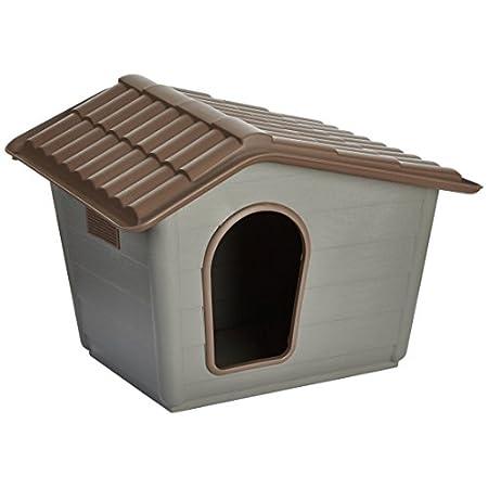 MP Bergamo 02301 Eco Gartenhaus und Unterschlupf Für Katzen, Kaninchen und Kleine Hunde, 41 X 31 X 39cm