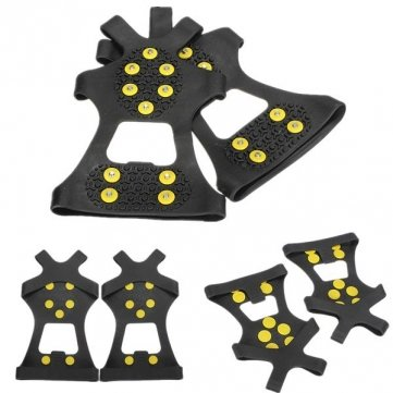 Bheema Anti skid Shoes Cover Climbing Shoes Crampons