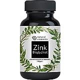 Zink 25mg - 365 Tabletten - Premium: Zink-Bisglycinat (Zink-Chelat) von Albion® - Preis-Leistungs-Sieger 2018/2019* - Laborgeprüft, hochdosiert und hergestellt in Deutschland