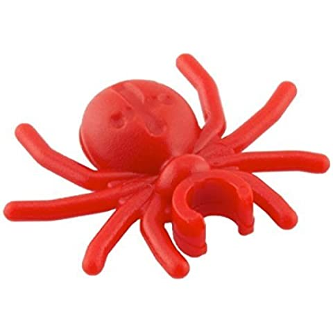 Lego Parts: Animal, Land (SPIDER - RED) by Parts/Elements - Animals, Land