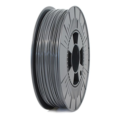 ICE FILAMENTS ICEFIL1PLA015 PLA Filament, 1,75 mm, 0,75 kg, Gentle Grey