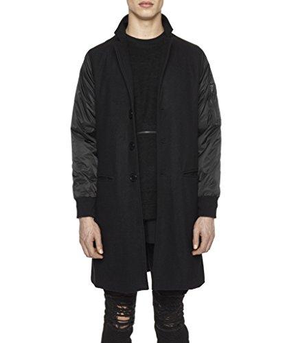 Underated - Manteau - Homme Noir - Noir