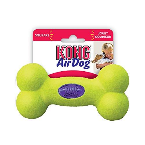 Paulchen Air Kong Bone (M) 15190 Hunde-Spielzeug 15,5 cm mit Squeaker