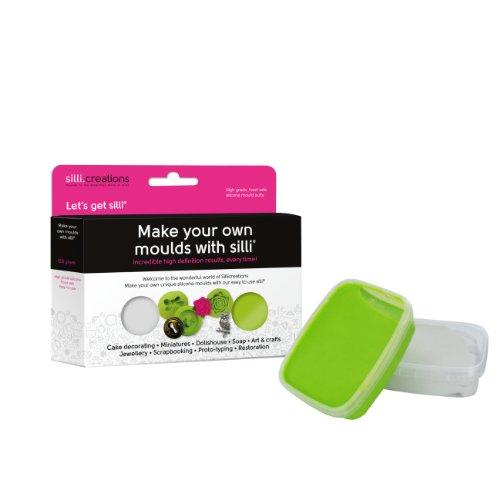 Kit per creare stampi in silicone alimentare