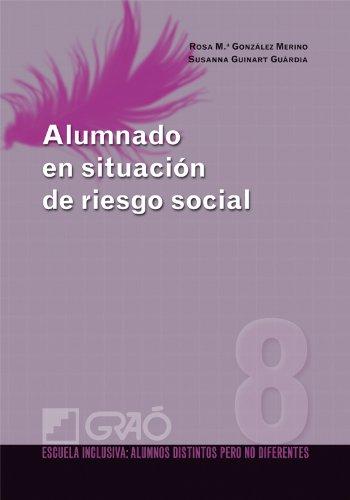 Alumnado en situación de riesgo social: 008 (Escuela Inclusiva)