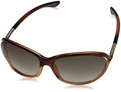 Tom Ford Sonnenbrille FT0008_50F (61 mm) Marrón, 61