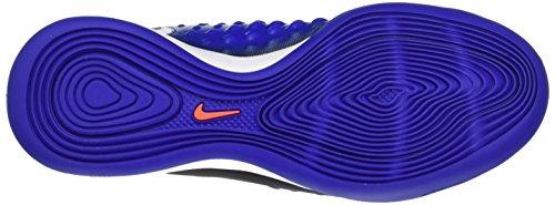 Nike Magista X Onda Ii Ic, Scarpe da Calcio Uomo Blu (Black/paramount Blue/blue Tint/white)