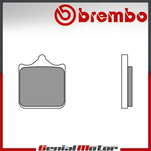 Pastiglie Brembo Freno Anteriori 07BB33.SC per 749 DARK 748 2005 > 2006