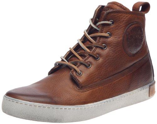 Blackstone 6 INCH WORKER ON FOXING AM02 - Zapatillas de cuero para...