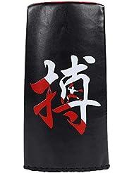 Target Pad, Objetivo de Patada Almohadilla de Esponja Suave de PU Escudo de Puntería de Entrenamiento de Punzonado Pad Kick Punching para Boxeo Karate Taekwondo para Adultos y Niños(Negro)