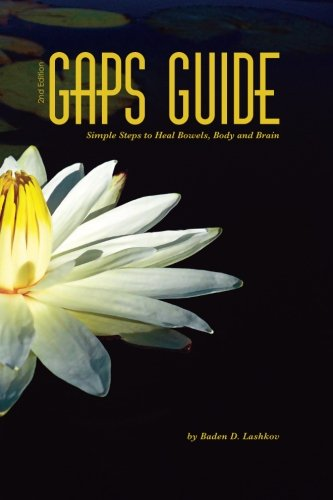 Price comparison product image GAPS Guide 2nd Edition: Simple Steps to Heal Bowels,  Body,  and Brain