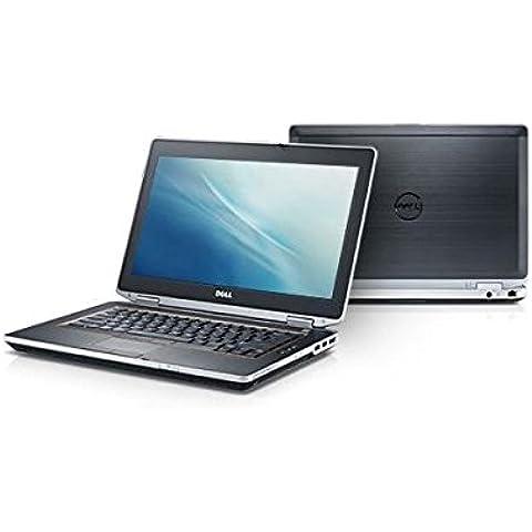 DELL Latitude E6420–PC portátil–14,1'–gris (Intel Core i52520M/2.50GHz, 4GB de RAM, Disco duro de 250GB, grabadora DVD, WiFi, Windows 7Profesional)