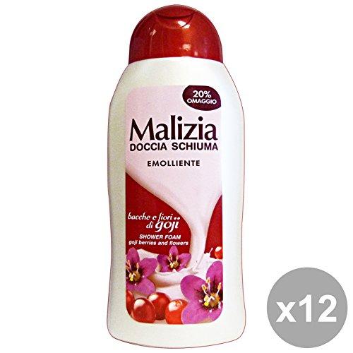 Scheda dettagliata MALIZIA Set 12 Doccia Bacche Di Goji Emoliente 300 Ml. Saponi E Cosmetici