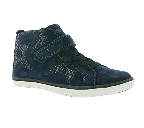 Vado Footwear GmbH Fanny, Bottes pour Garçon Blau