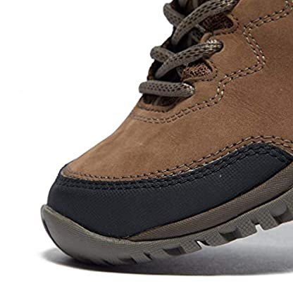 Merrell Women's Siren Traveller Q2 Mid Waterproof High Rise Hiking Shoes 5