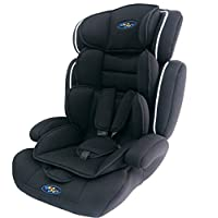 Bebe Style Convertiblle 1/2/3 Combination Car Seat and Booster Seat - Black