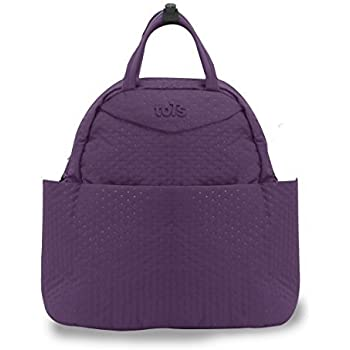 ec5452369bb ToTs by Smartrike 100-204 Infinity Changing Bag, 38 x 18 x 38 cm Lilac -  Quilted