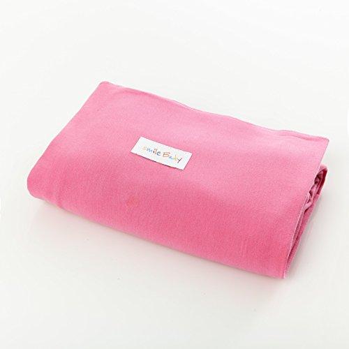 original smileBaby elastisches Babytragetuch in Pink