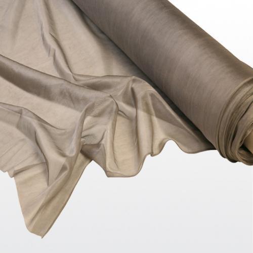 Tenda in tessuto ad alta protezione, ideale per bloccare onde WiFi e frequenze radio, Tessuto, Silver, 100cm x 155cm