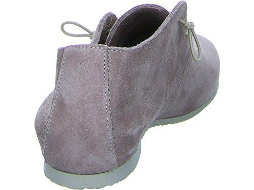 Donna Carolina 37673027 019, Chaussures de ville à lacets pour femme Rose