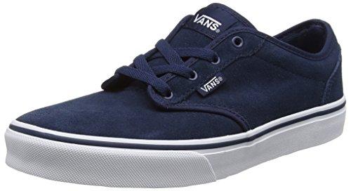 Vans Atwood, Zapatillas de Entrenamiento Unisex Niños, Azul (Camping), 39 EU