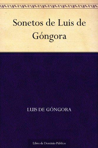 Sonetos de Luis de Góngora por Luis de Góngora
