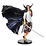 zhongjiany 8 'One Piece Shanks Action Figure Anime Colosseo da Collezione Toy Gift in Box