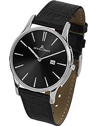 Jacques Lemans Unisex Erwachsene-Armbanduhr 1-1936A