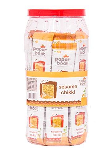 Paperboat Sesame Chikki Jar, 800g