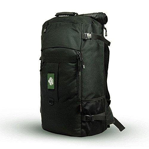 SKYSPER Trekkingrucksäcke 60L Wasserdicht Outdoor Sports Travel Wanderrucksäcke Trekking Rucksäcke -