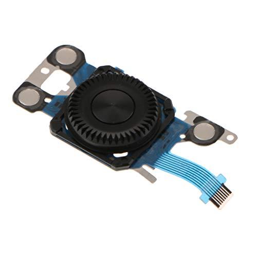 perfk Hintere Abdeckung Benutzer Rad Knopf Reparatur Ersatzteile Kompatibel für Sony A7R A7M2 A7S A7II Digitalkamera