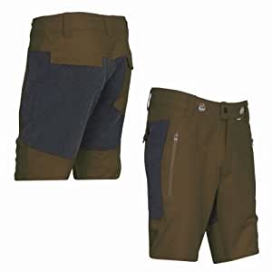 2117 OF SWEDEN ÄDALEN TECHNICAL OUTDOOR SHORT Damen Trekkingshorts 7933912 (Braun (brown), 36)