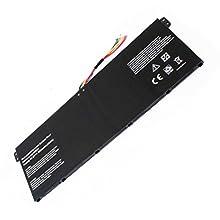 Battery suitable for Acer Aspire E3, E5 battery AC14B8K 4ICP5/57/80