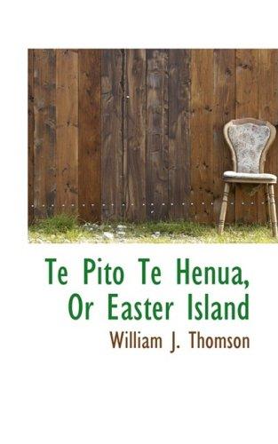 Portada del libro Te Pito Te Henua, Or Easter Island