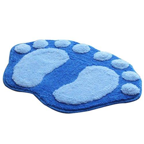 qhgstore-bagno-moquette-piedi-grandi-floccaggio-acqua-assorbente-antiscivolo-zerbino-pad-tappeto-blu