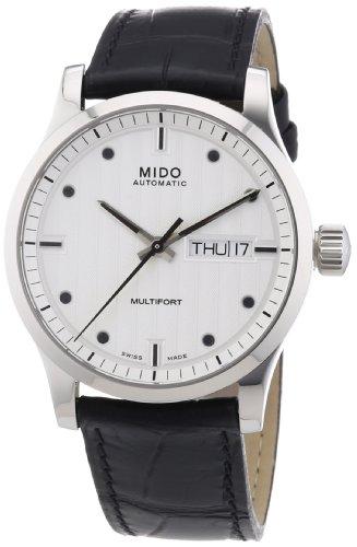 mido-multifort-m0058301603100-reloj-de-caballero-automatico-correa-de-acero-inoxidable-color-plata