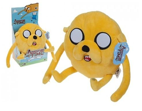 Adventure Time - Jake Plush in gift box - 34cm 12.5""