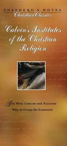 calvins-institutes-of-the-christian-religion-shepherds-notes