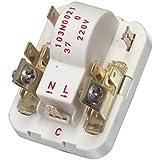 véritable Firenzi Réfrigérateur Congélateur flf155W Relais Danfoss Start Compresseur 103N0021