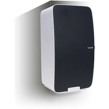 Vebos Corner Wall Mount Sonos Play 5 Gen 2 White