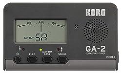Korg GA-2 | Nachfolger des GA-1 | Stimmgerät für Gitarre und Bass | NEU