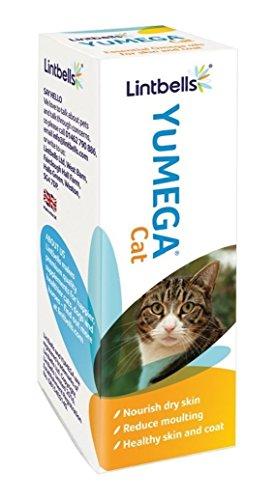 Lintbells YuMEGA Cat Skin & Coat Supplement (50ml)