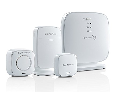 Gigaset elements Pack Alarme S - Solution de Surveillance à Distance du Domicile