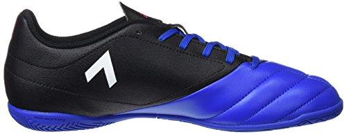 adidas Herren Ace 17.4 in BB1767 Futsalschuhe Schwarz (Negbas/ftwbla/azul)